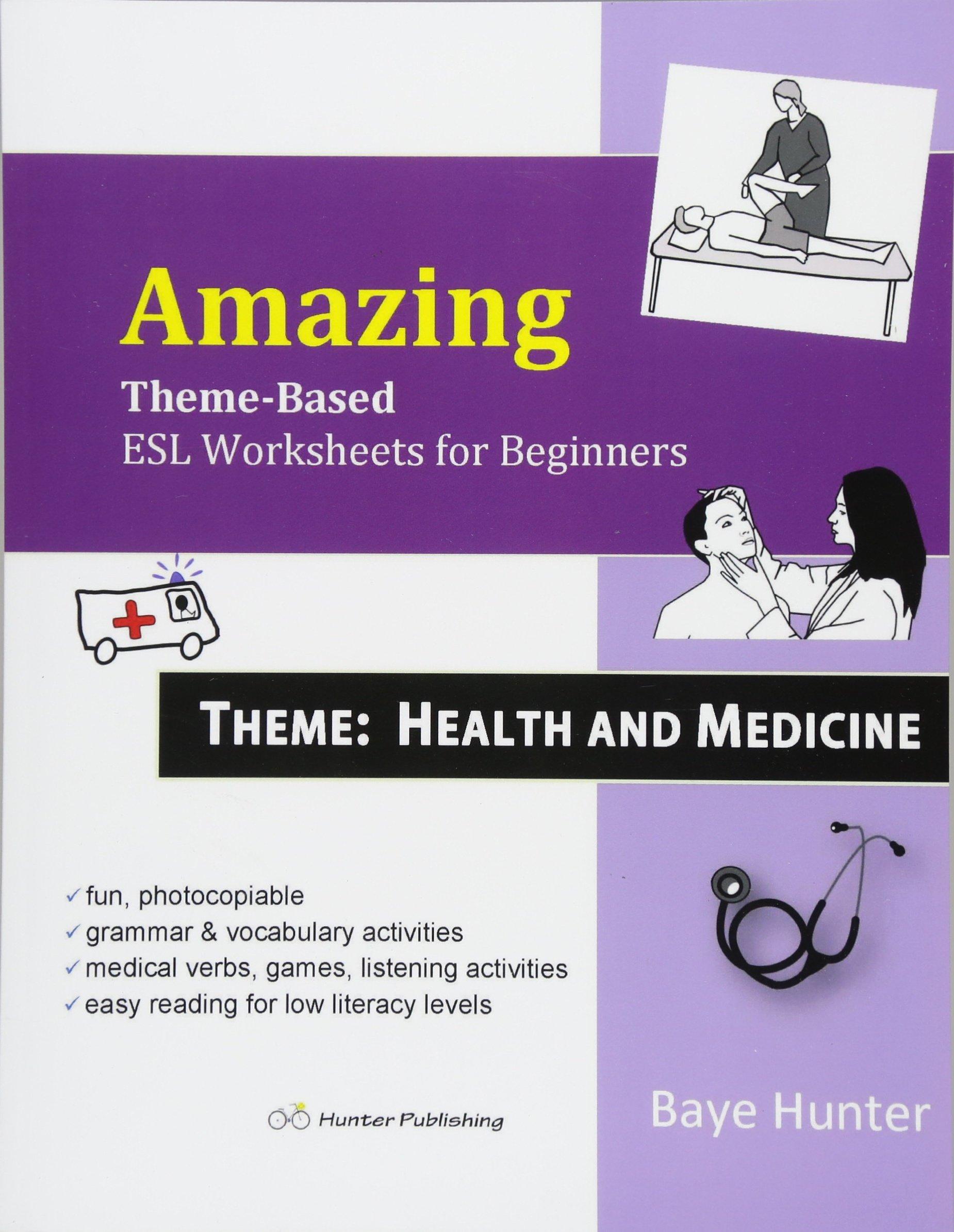 Amazon Amazing Theme Based Esl Worksheets For Beginners Theme