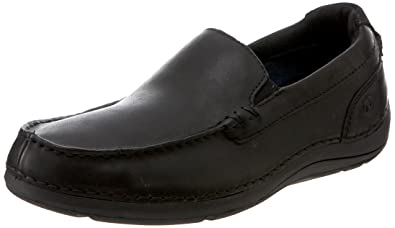 Rockport Men's Thru The Week Gore Slip-On-Black-7.5 M