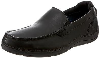 Rockport Men's Thru The Week Gore Slip-On-Black-7.5 M