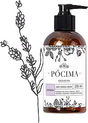 Pócima - Jabón Corporal Líquido con aceite Esencial de Lavanda y Aloe Vera Orgánico 250 ml …