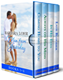 Man from Yesterday Box Set: Heartwarming Contemporary Romance (Books 1-4)