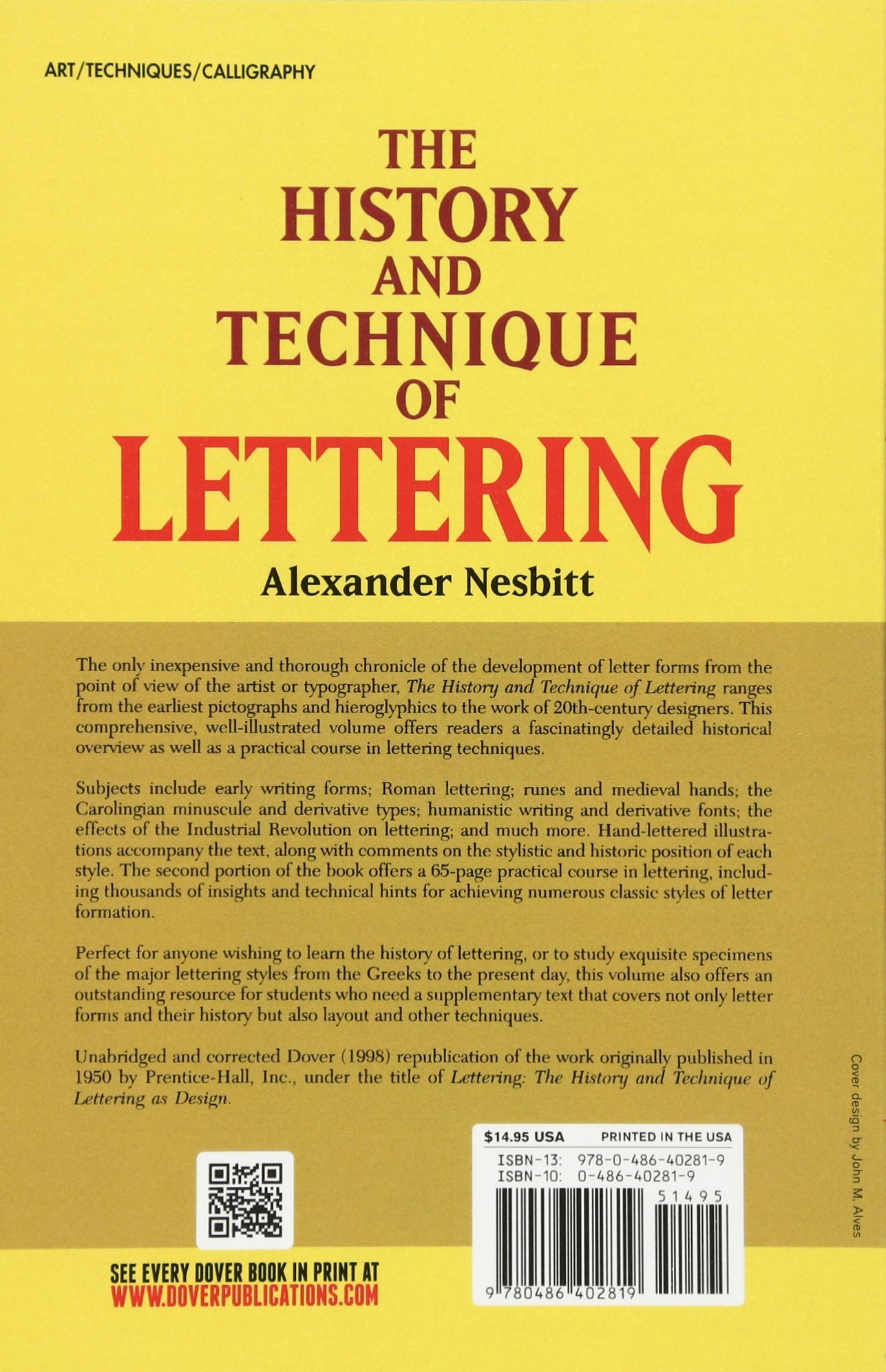 the history and technique of lettering lettering calligraphy