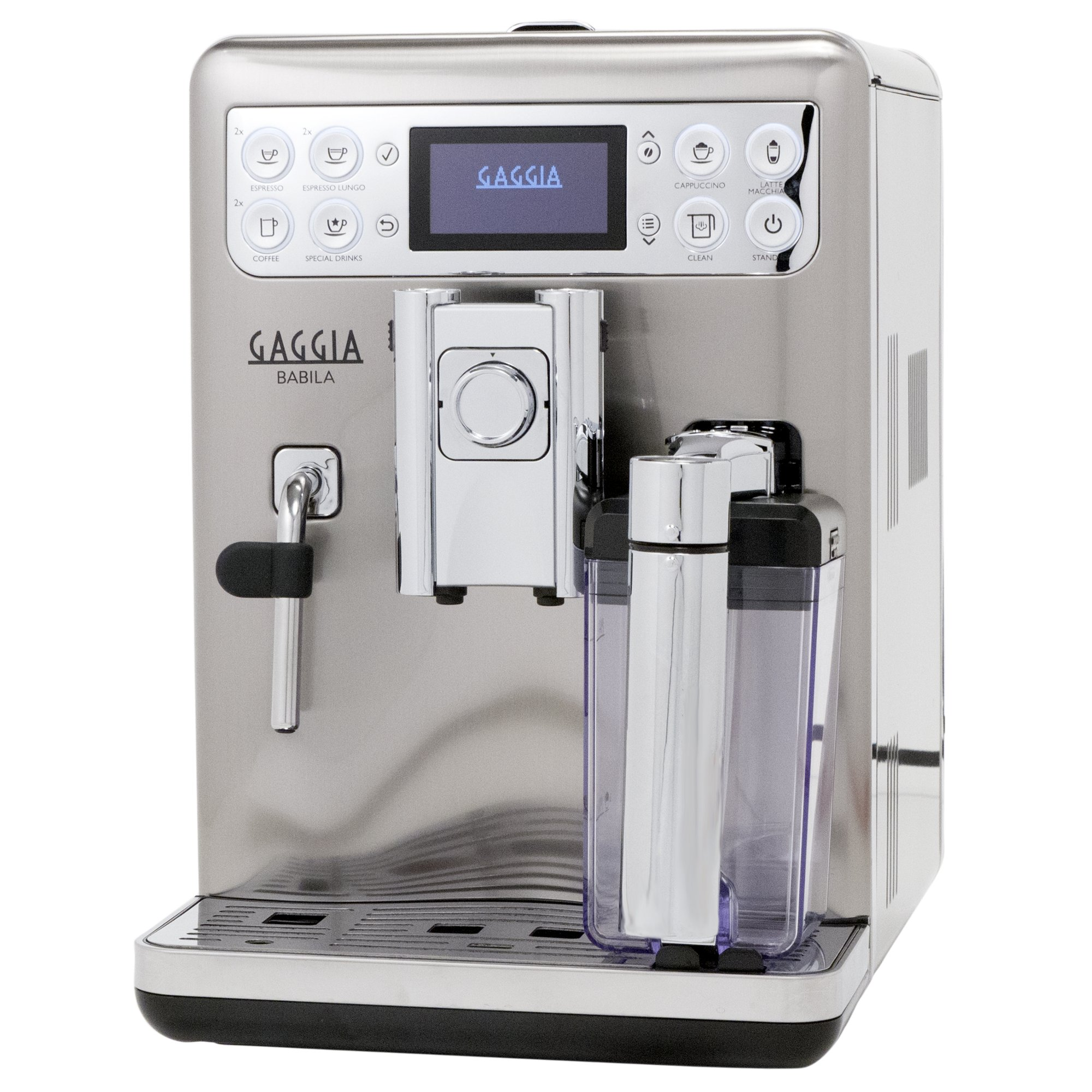 Gaggia RI9700/64 Babila Espresso Machine, Stainless Steel by Gaggia