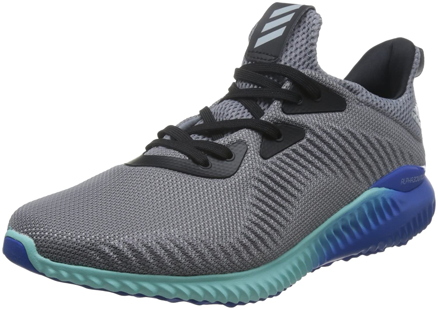 b53bd4a14f9835 Adidas Men s Alphabounce 1 M Running Shoes  Buy Online at Low Prices in  India - Amazon.in