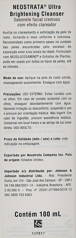 Amazon.com : NeoStrata Enlighten Ultra Brightening Cleanser - 3.4 Ounce : Beauty