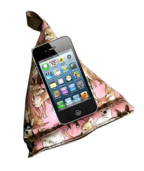 Chihuahua Regalo – Soporte de tablet Kindle ipad Ebook puf puf de ...