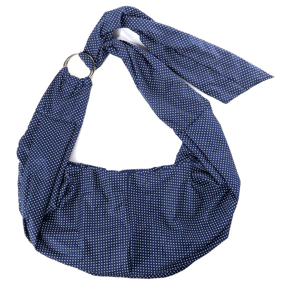 YueYueZou Cat Puppy Small Dogs Pet Sling Carrier Bag Cute Dots for Girls by YueYueZou® (Image #1)