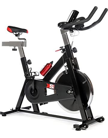 XS Sports Aerobic Indoor Training Exercise Bike-Fitness Cardio Home Cycling  Racing-15kg Flywheel c1f5bfb17e