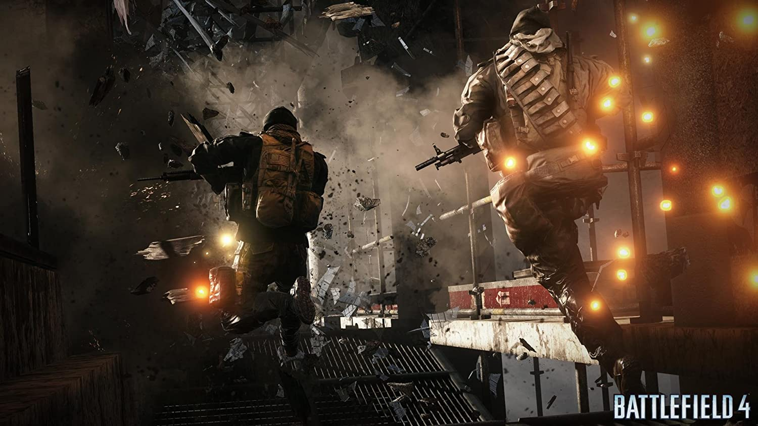 Buy Battlefield 4 Ps3 Online At Low Prices In India Electronic