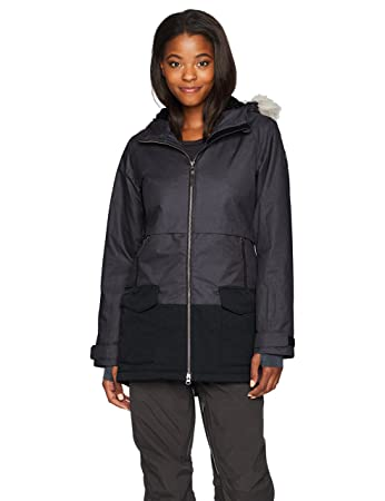 Amazon.com: Columbia Women's Catacomb Crest Parka Jacket: Sports ...