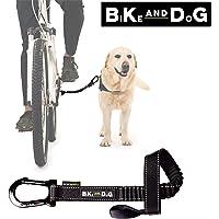 BIKE AND DOG Correa Bici Perro: para Llevar a uno o más Perros con una Bicicleta. Producto Patentado.