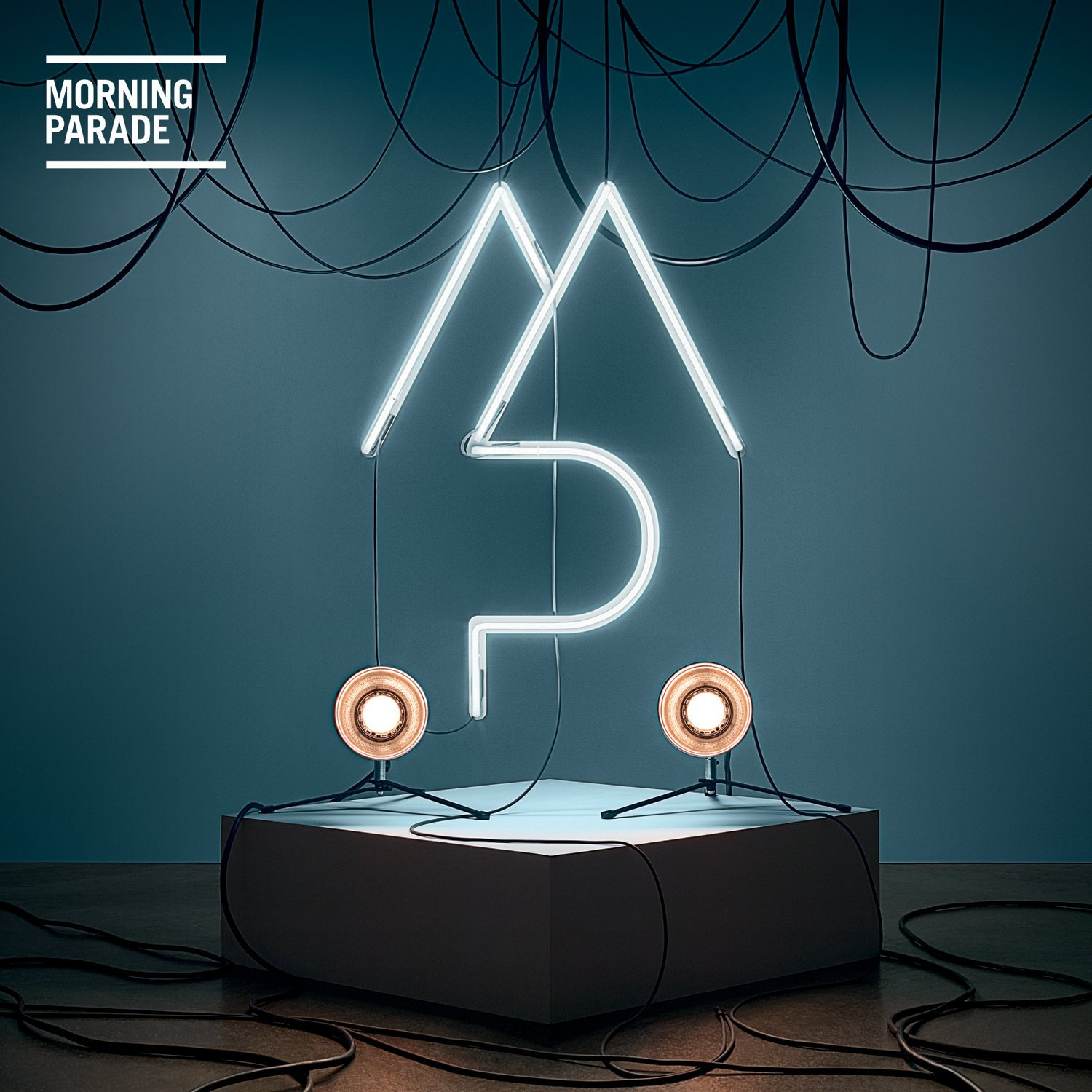 CD : Morning Parade - Morning Parade (CD)