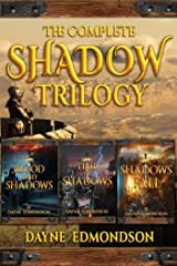 The Complete Shadow Trilogy Kindle Edition