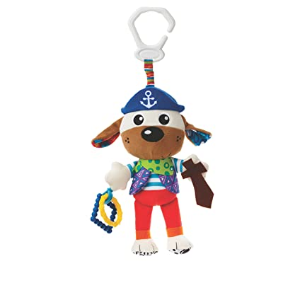 Playgro Activity Friend, Captain Canine : Baby