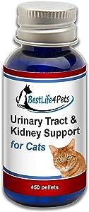 BestLife4Pets Cat UTI Urinary Tract...
