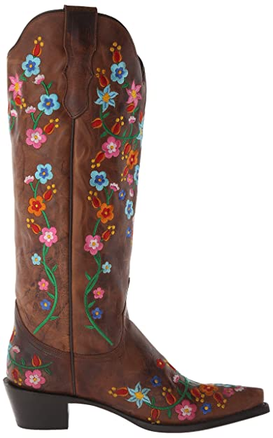 ae9bba0e3fe Stetson Women's Flora Riding Boot