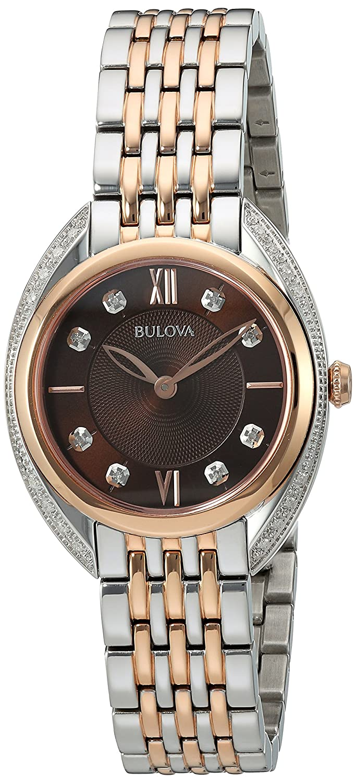 Bulova - -Armbanduhr- 98R230: Amazon.de: Uhren