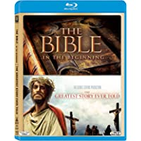 2 Movies Collection: The Bible: In the Beginning + The Greatest Story Ever Told