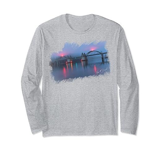 Bridge of Dreams Long-sleeved T-Shirt