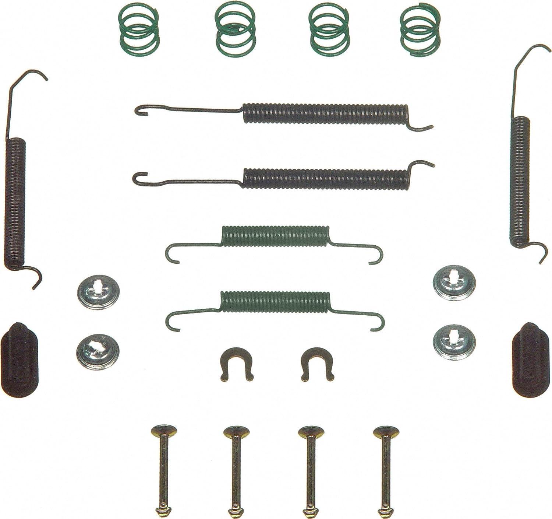 Wagner H17254 Drum Brake Hardware Kit Rear