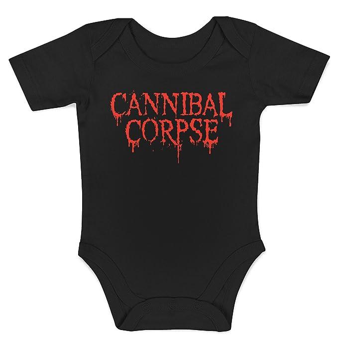 beni di consumo outlet design unico LaMAGLIERIA Baby Body Cannibal Corpse - Body 100% Cotone ...