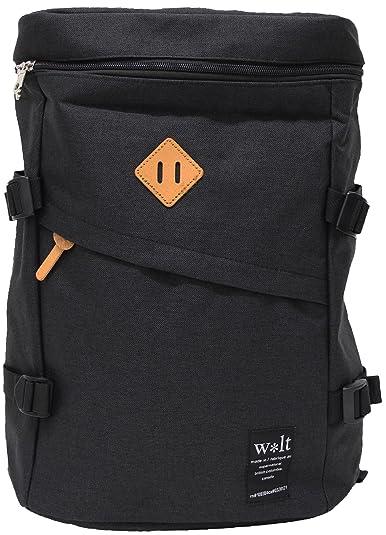 29e1ad80ebe5a6 Amazon.co.jp: (ウォルト)WALT リュックサック デイパック 杢ナイロン ...