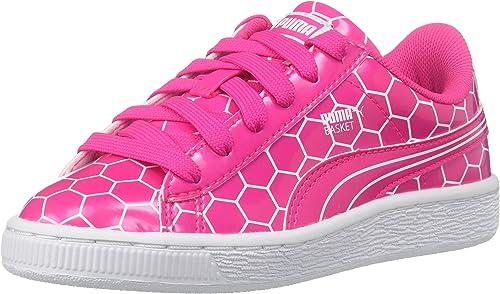 Viscoso Mercurio Perca  Amazon.com | PUMA Kids' Basket Classic Sneaker | Sneakers