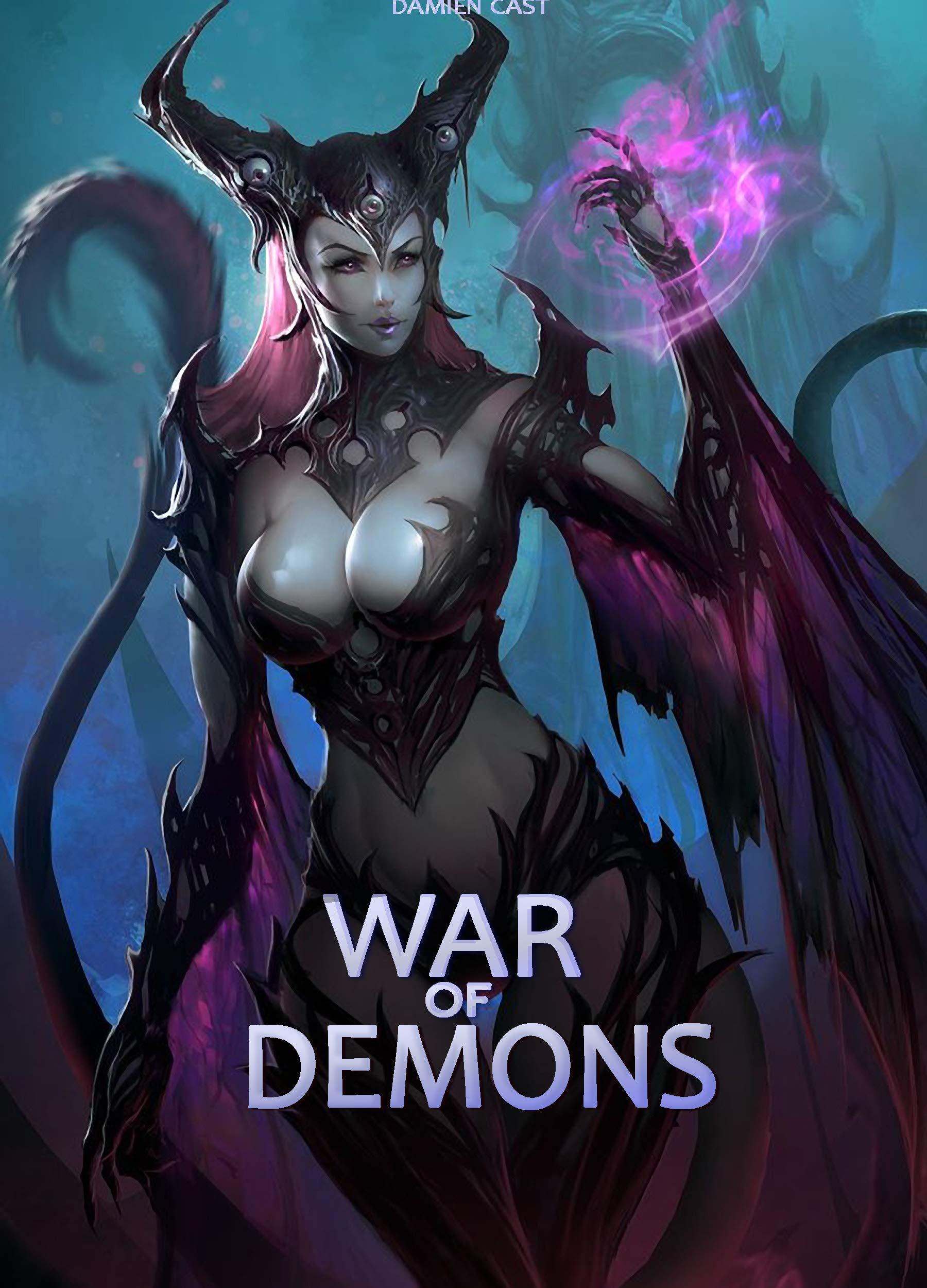 War Of Demons  English Edition