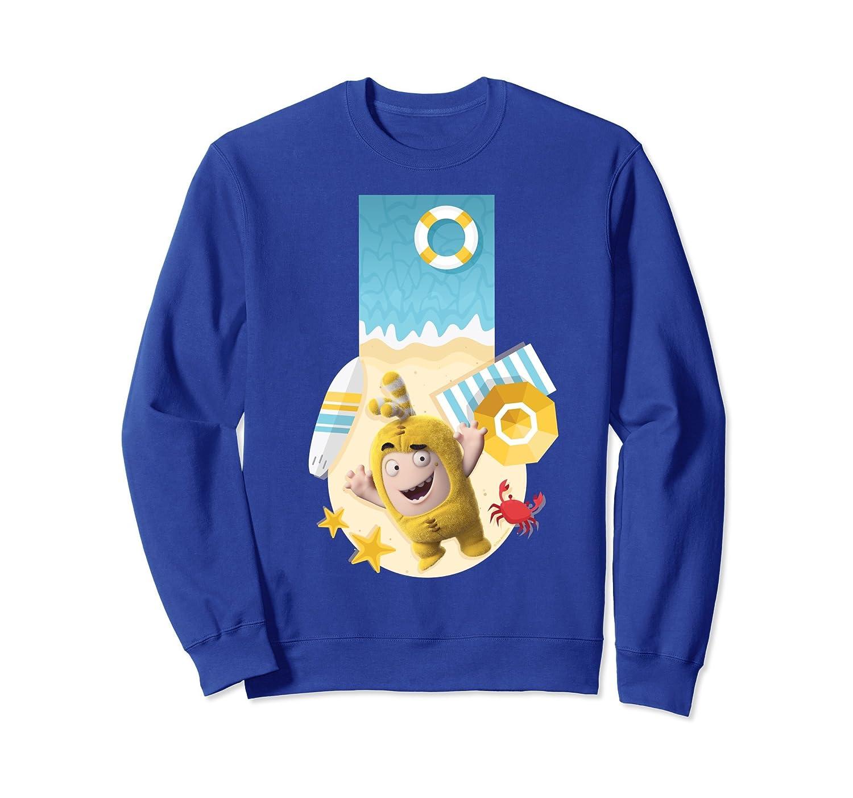 1f29524c9e14 Oddbods Newt SUMMER T-shirt Cute Funny Beach Tops for Girls
