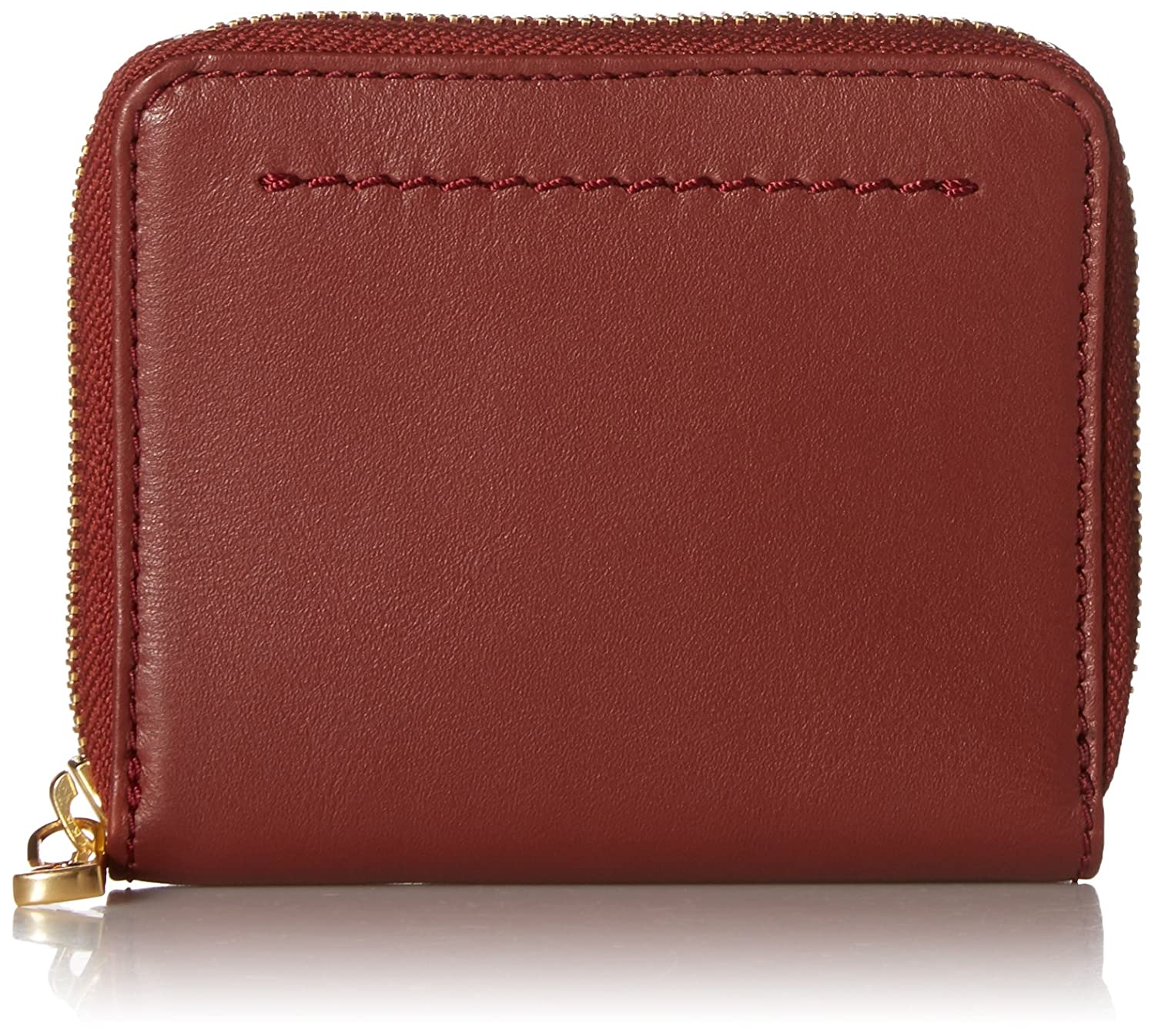 38b9b1c3a00 Amazon.com: Cole Haan Zoe Small Zip Around Leather Wallet: Clothing