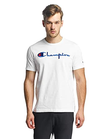 a3a0d3809 Champion Reverse Weave Men's T-Shirt: Champion Reverse Weave: Amazon ...