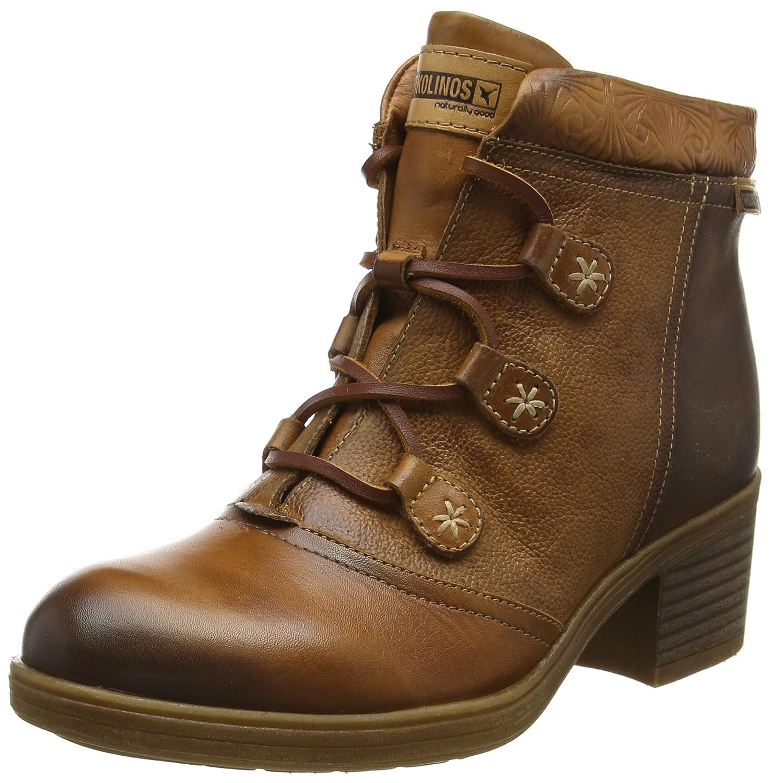 Pikolinos Women's Lyon W6N-8517 Ankle Boot B06WVW16NH 41 M EU / 10.5-11 B(M) US|Brandy