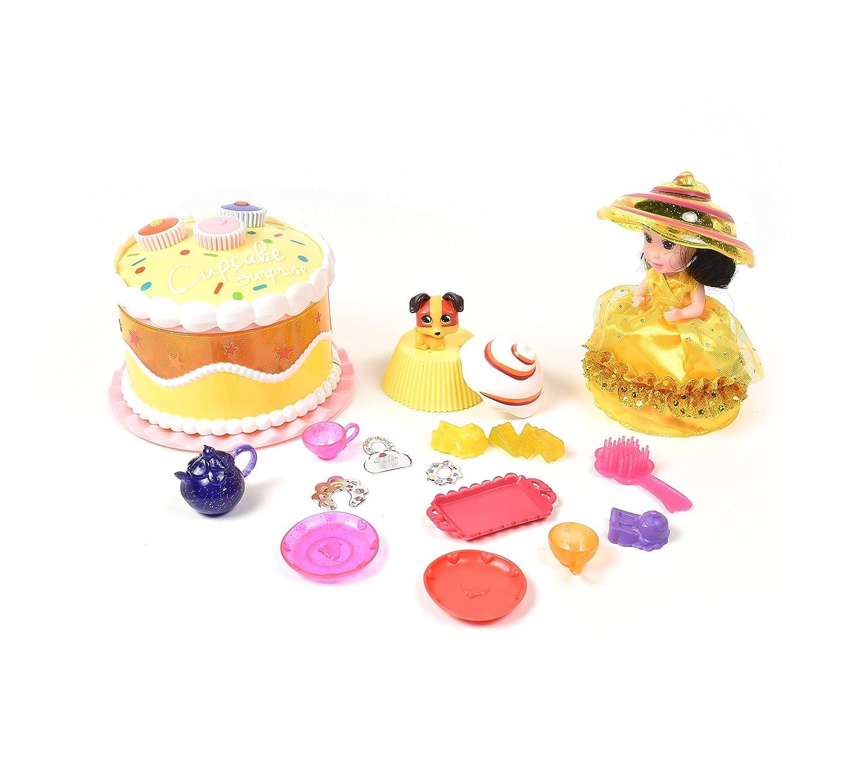 Sunny Days Entertainment Cupcake Surprise Playset Collectible 101758