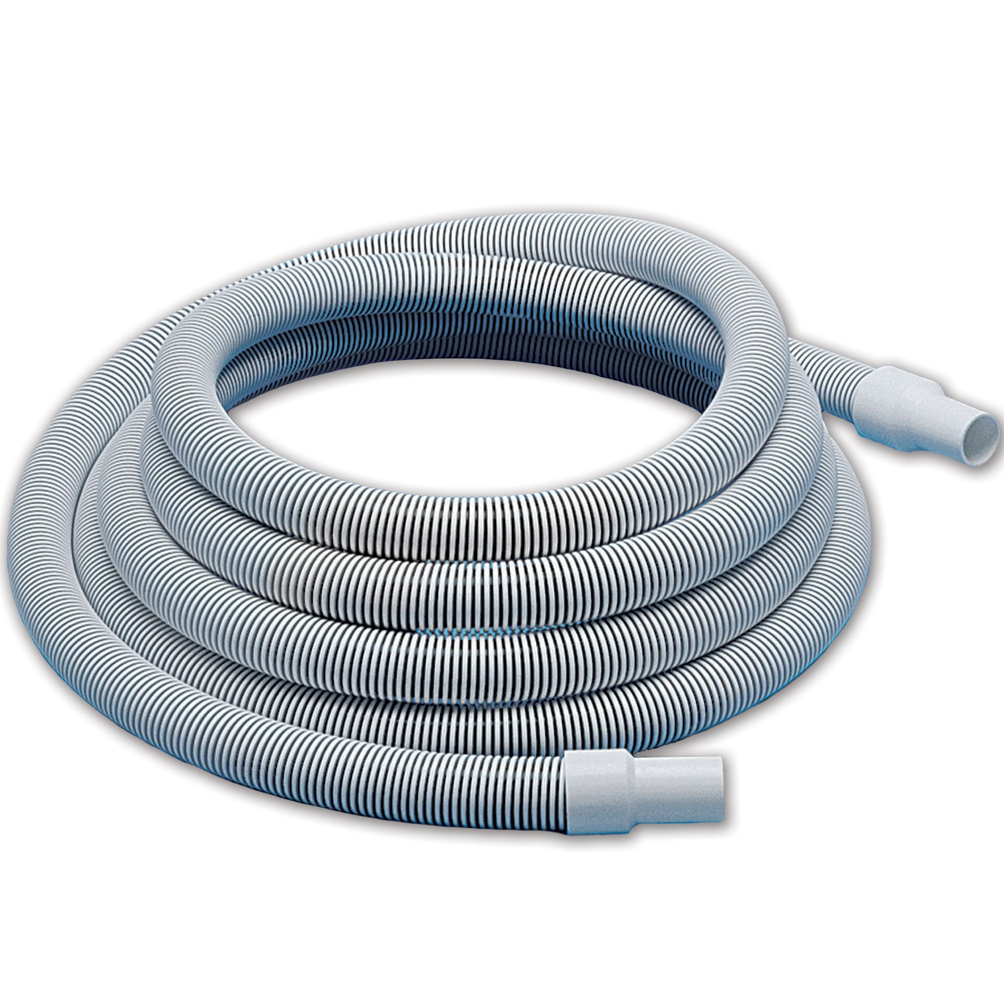 Commercial Grade Pool Vacuum Hose - 50 ft. by Pool Maxx Pool Vacuum Hose