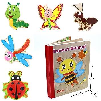 Handmade Butterfly figurine Insect toy Organic Nursery decor Animal Kids gift