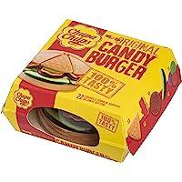 Hamburgesa Candy Burger Chupa Chups, Golosinas Formas