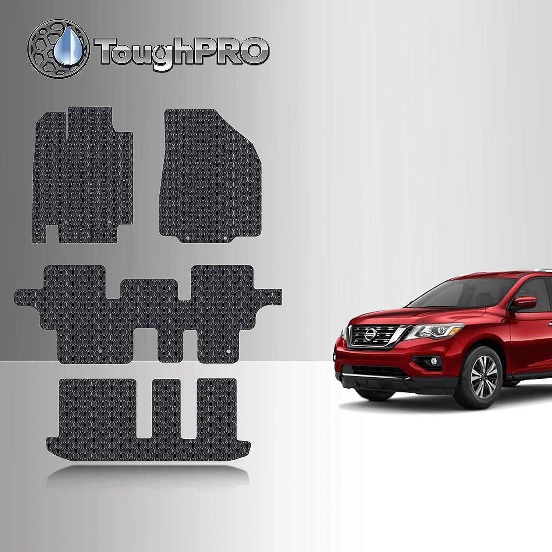 70 Oz Carpet Coverking Front Custom Fit Floor Mats for Select Nissan Pathfinder Models Oak
