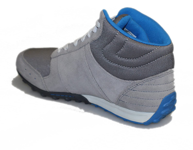 Merrell Mens Streeter Chukka Boot (7)Wild DoveM.blue