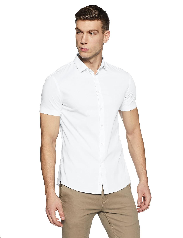 Celio Daslim Camisa para Hombre: Amazon.es: Ropa y accesorios