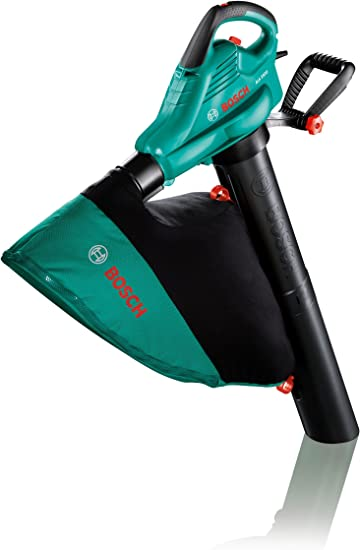 Bosch ALS 2500 Blower and Vacuum - The Lightweight Leaf Blower and Vacuum