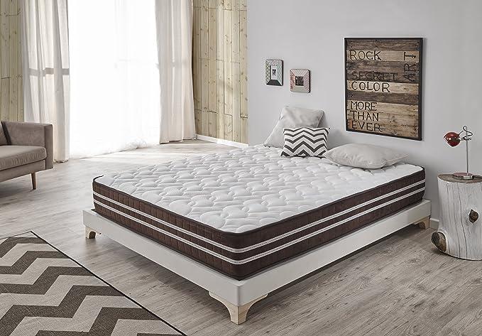 Living Sofa COLCHÓN VISCOELASTICO VISCOELASTICA VISCO Memory Lux Alta Densidad 150 x 190 (Todas Las Medidas): Amazon.es: Hogar
