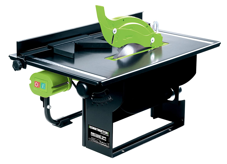 Constructor crts600 - 200 sierra circular de mesa, negro: Amazon ...
