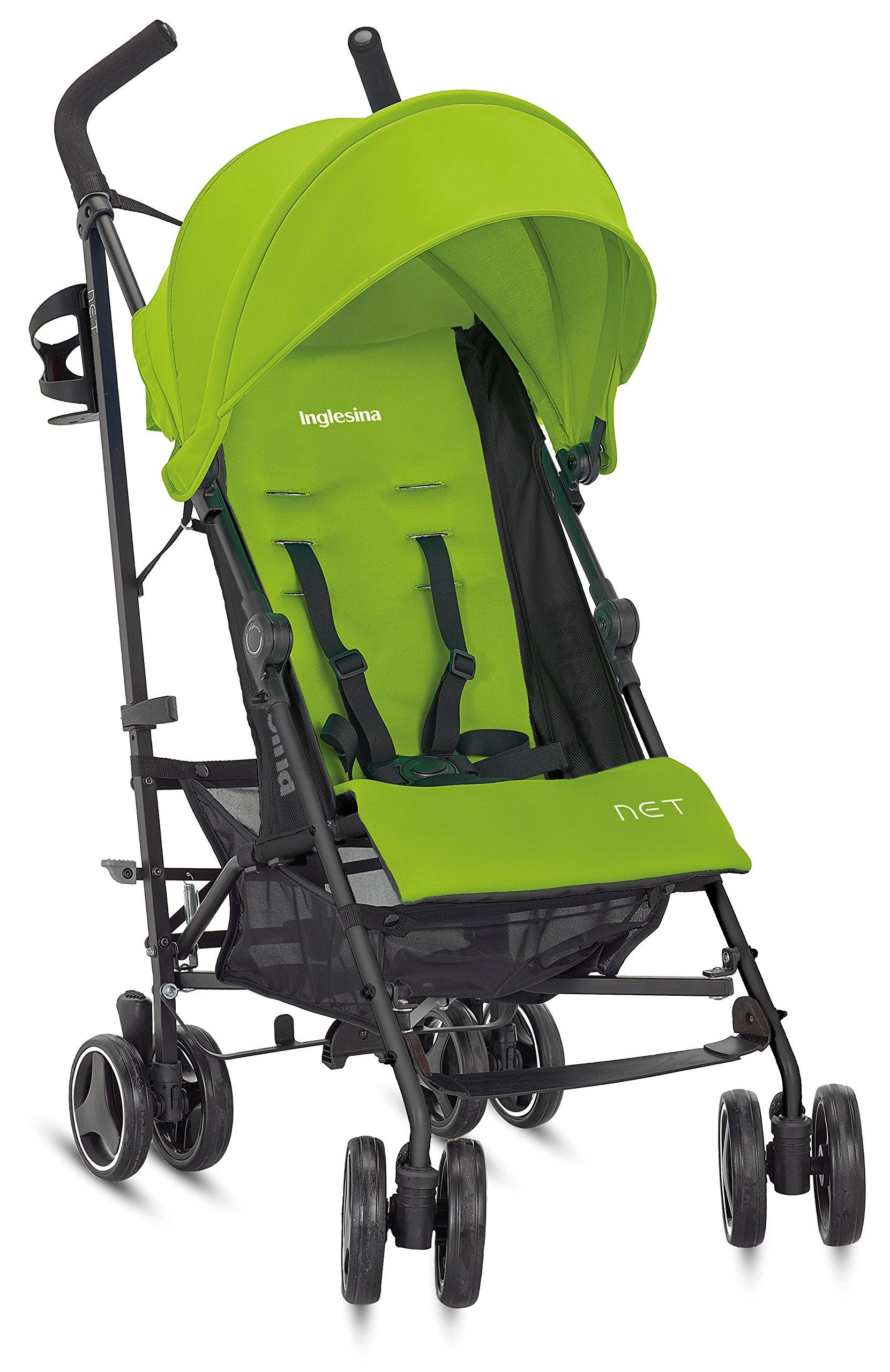 Inglesina Net Stroller Citronella Light Green