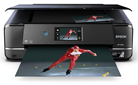 Amazon.com: Epson Expression Photo XP-960 impresora de fotos ...