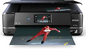 Epson Expression Photo XP-960 Wireless Color Photo Printer with Scanner and Copier, Amazon Dash Replenishment Ready