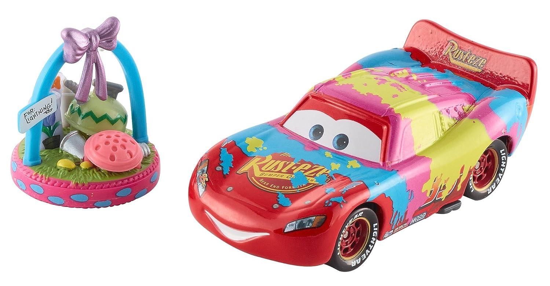 Disney/Pixar Cars Easter Lightning McQueen Die-Cast Vehicle Fisher Price / Mattel Canada DVV09