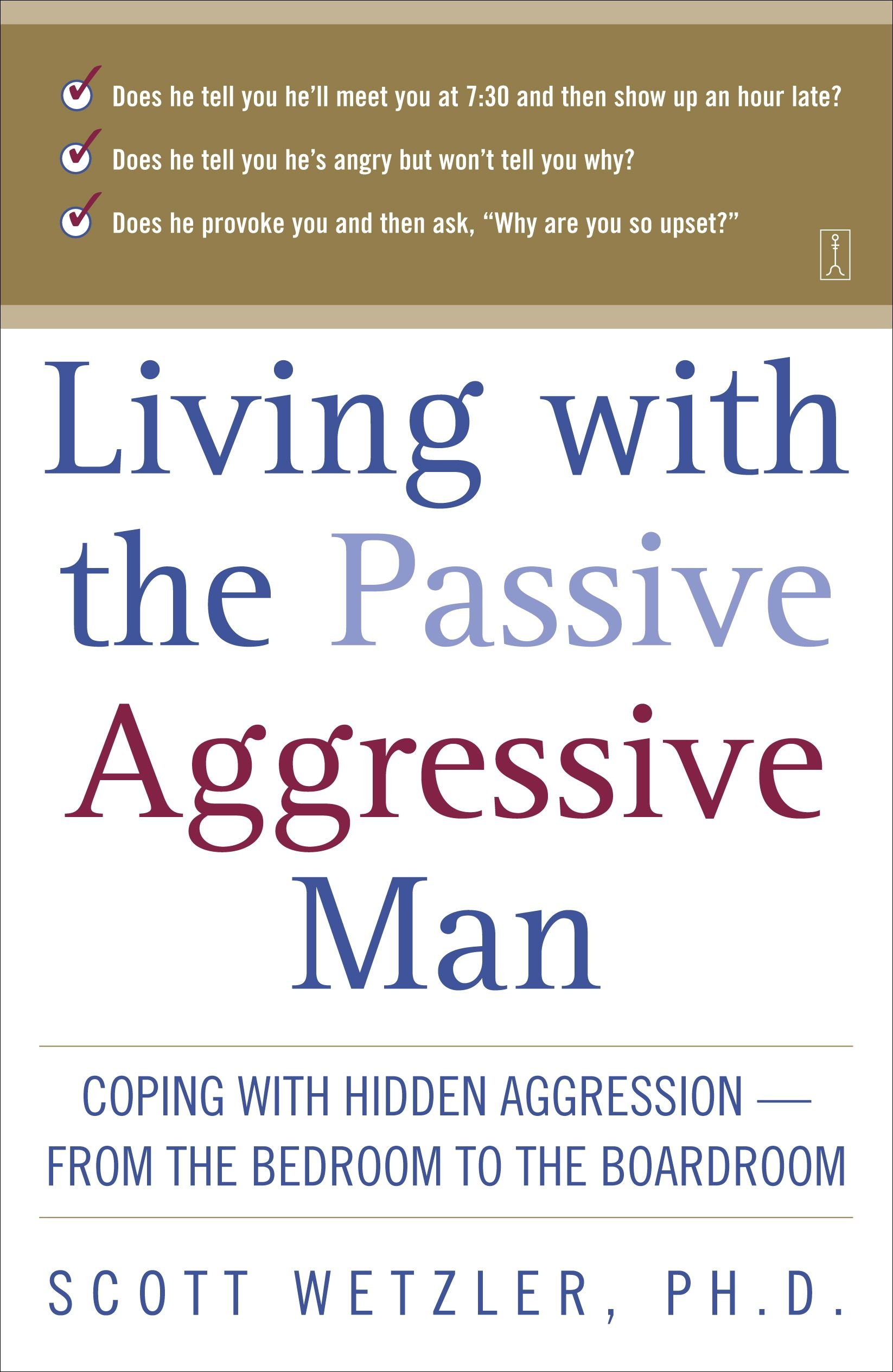 Living With A Idle Aggressive Woman