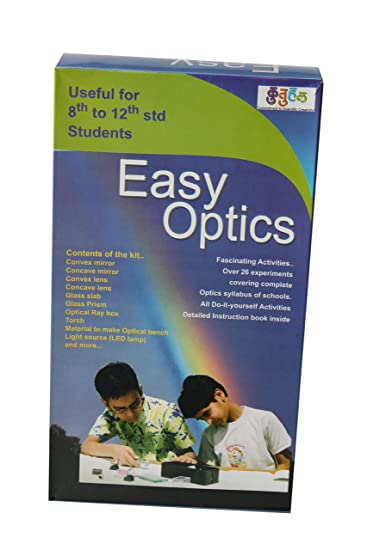 Buy kutuhal easy optics physics experiment kit online at low kutuhal easy optics physics experiment kit solutioingenieria Image collections