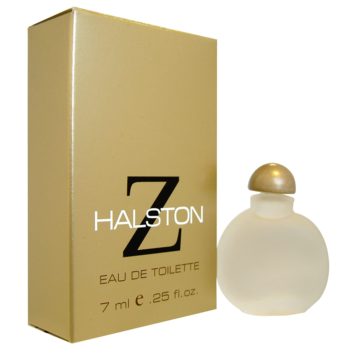 Z BY HALSTON by Halston for MEN: EDT .25 OZ MINI (note minis approximately 1-2 inches in height)