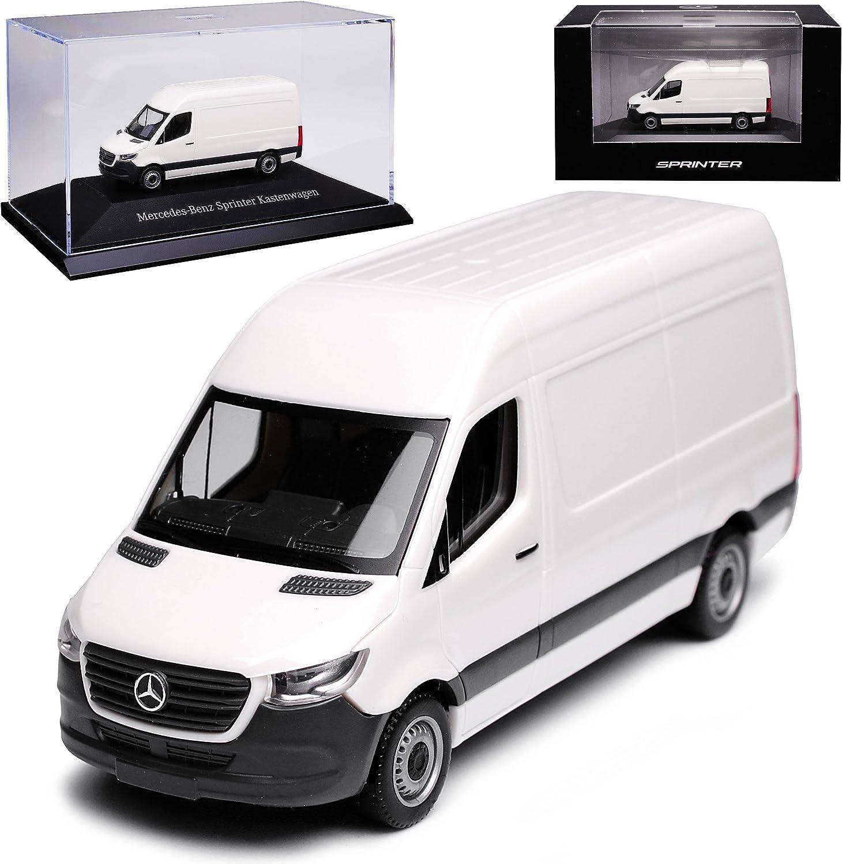 Mercedes-Benz Sprinter CS30 W907 W910 Transporter Kasten Silber 3 Generation Ab